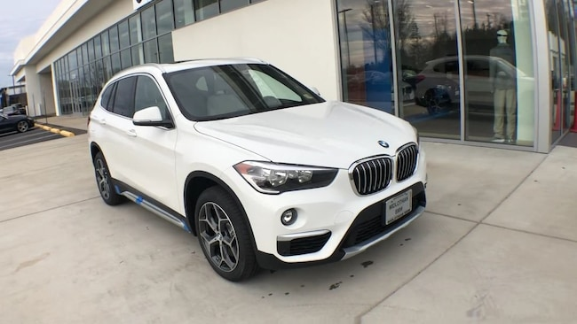 new 2019 bmw x1 xdrive28i for sale richmond va. Black Bedroom Furniture Sets. Home Design Ideas