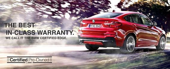 Bmw Certified Pre Owned Warranty >> Bmw Certified Pre Owned Near Richmond Bmw