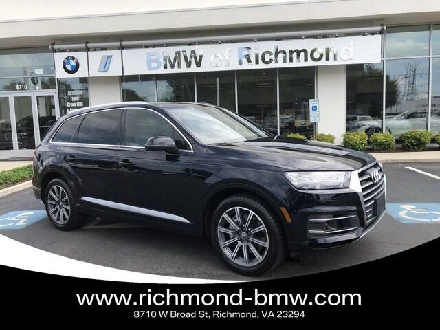 Audi Richmond Va >> Pre Owned 2016 Audi A6 2 0t Premium
