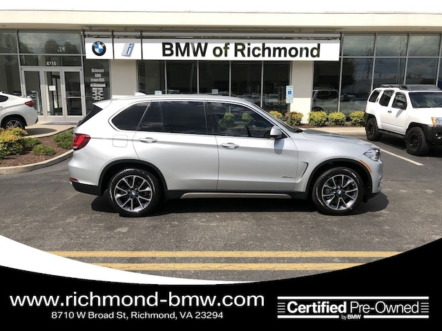 Buy Here Pay Here Richmond Va >> Certified Pre Owned Bmw In Richmond Va