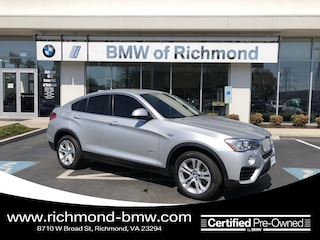 2016 BMW X4 xDrive28i Sports Activity Coupe in [Company City]