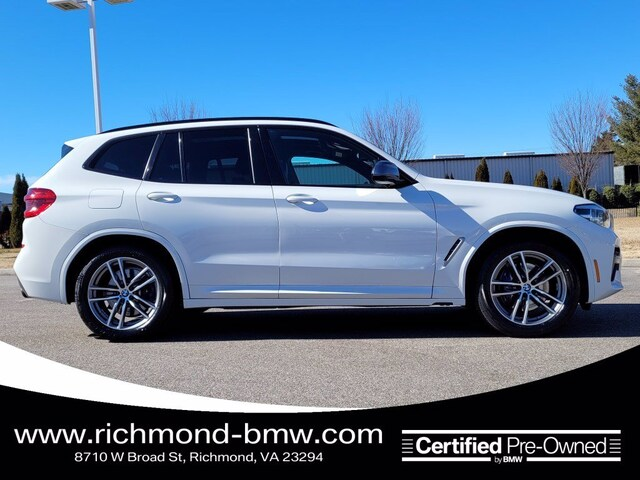 2018 BMW X3 M40i SAV in [Company City]