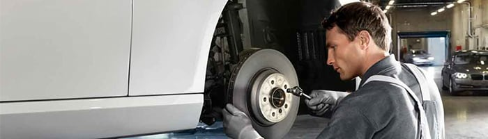 BMW Brake Service in Richmond, VA
