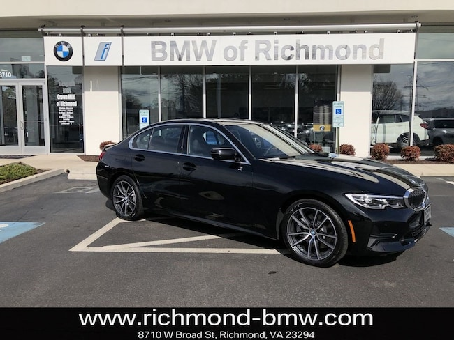 New 2019 Bmw 330i 330i For Sale Richmond Va