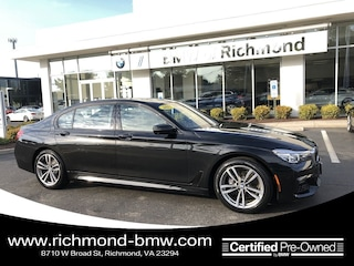 2017 BMW 740i xDrive Sedan in [Company City]