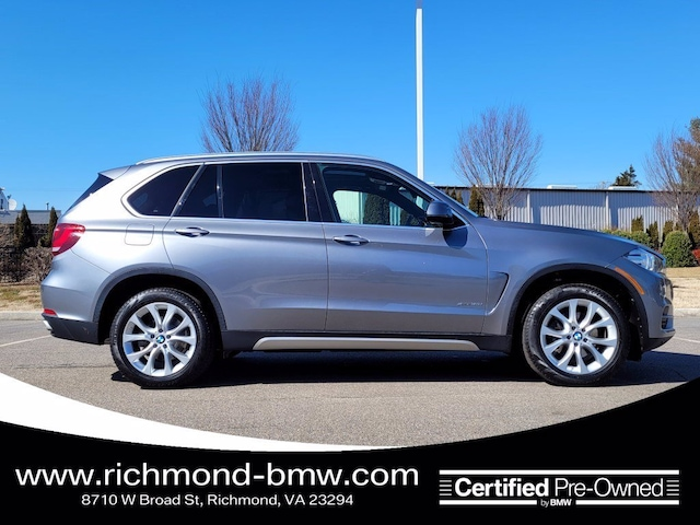 2018 BMW X5 xDrive35i SAV in [Company City]