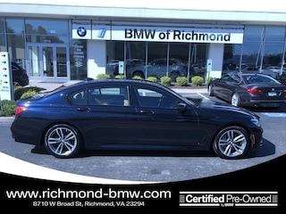 2016 BMW 750i xDrive Sedan