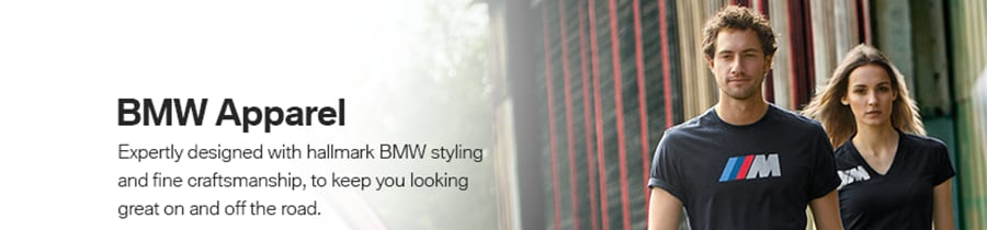 BMW Lifestyle Apparel