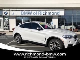 2018 BMW X6 xDrive50i SAV