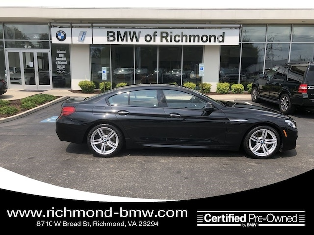 2016 BMW 640i xDrive Gran Coupe in [Company City]