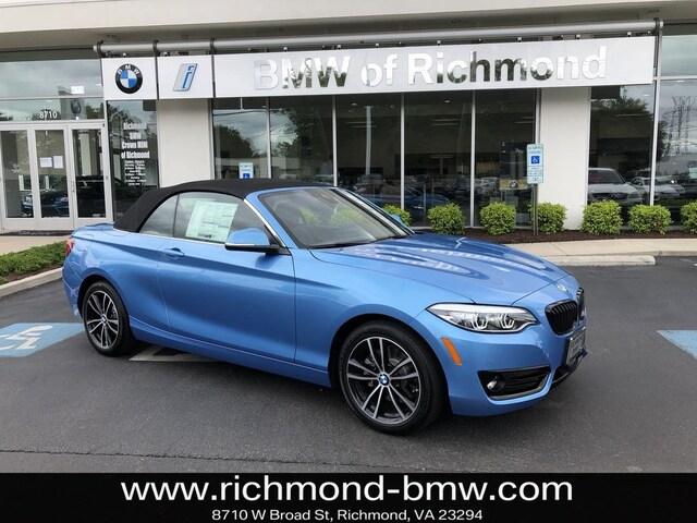 2020 BMW 230i xDrive Convertible