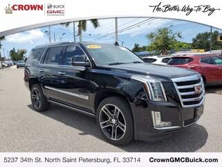 2019 Cadillac Escalade Premium Luxury 4WD  Premium Luxury
