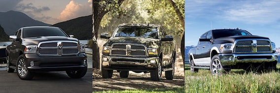 Compare Ram Trucks In Cleveland Tn Serving Chattanooga