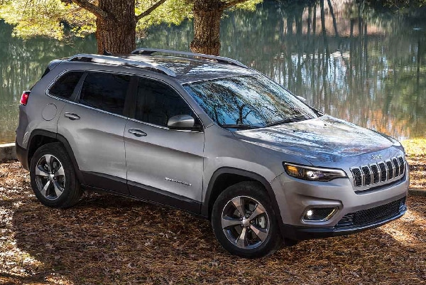 The 2019 Jeep Cherokee for your next adventure is here at Crown CDJR in Cleveland, TN.