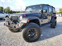 2018 Jeep Wrangler JK Unlimited Rubicon Rubicon 4x4