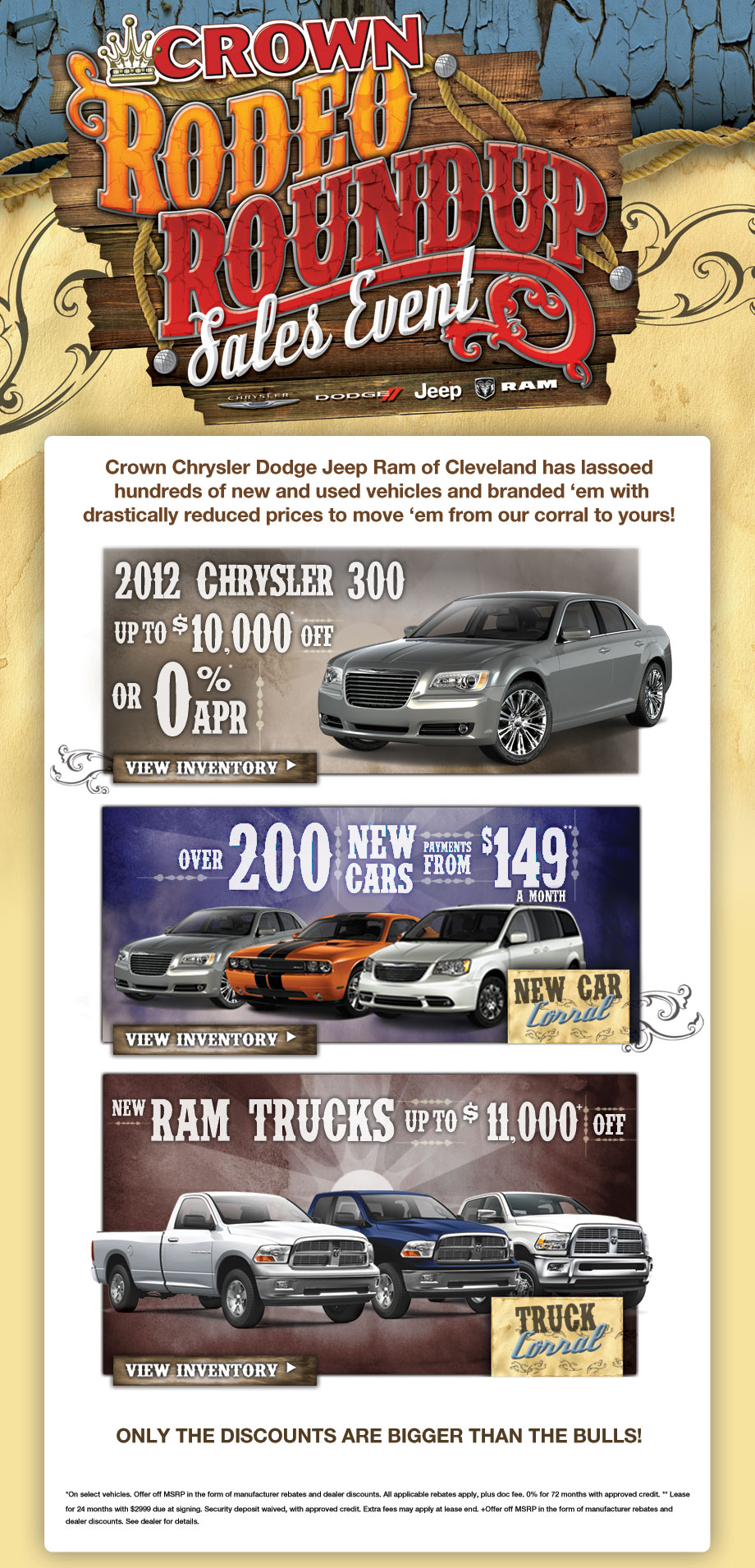 Crown Chrysler Dodge Jeep Ram Of Cleveland New Chrysler Dodge - Chrysler dealer cleveland