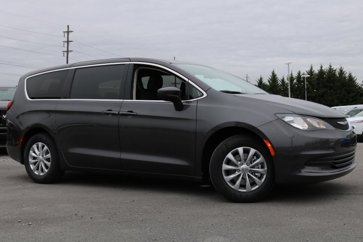 2018 Chrysler Pacifica LX LX FWD