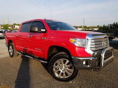 2014 Toyota Tundra 4WD Truck LTD CrewMax 5.7L FFV V8 6-Spd AT LTD