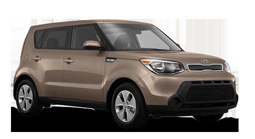 Compare the 2016 Jeep Renegade vs Kia Soul, Cleveland - TN