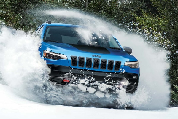 The off-roading capabilities of the 2019 Jeep Cherokee found at Crown CDJR near Athens, TN.