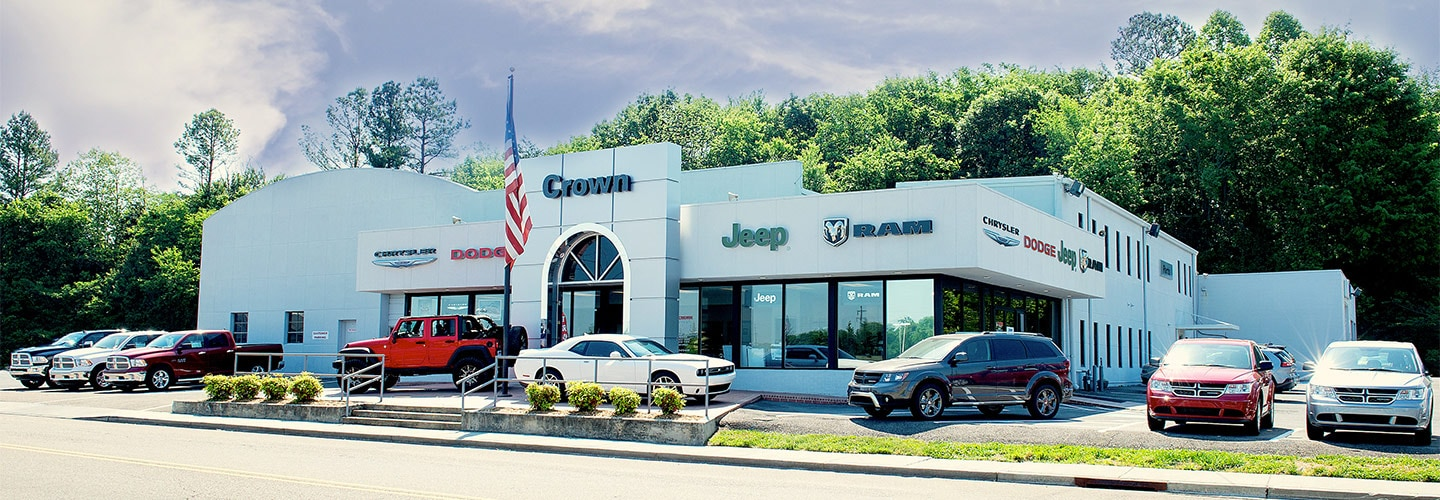 Jeep Dealers Cleveland >> Chrysler Dodge Jeep Ram Dealer Crown Cdjr Of Cleveland
