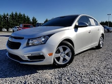 2016 Chevrolet Cruze Limited LT Sedan