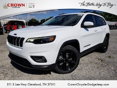 2019 Jeep Cherokee ALTITUDE FWD Sport Utility