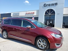 2018 Chrysler Pacifica Limited Limited FWD