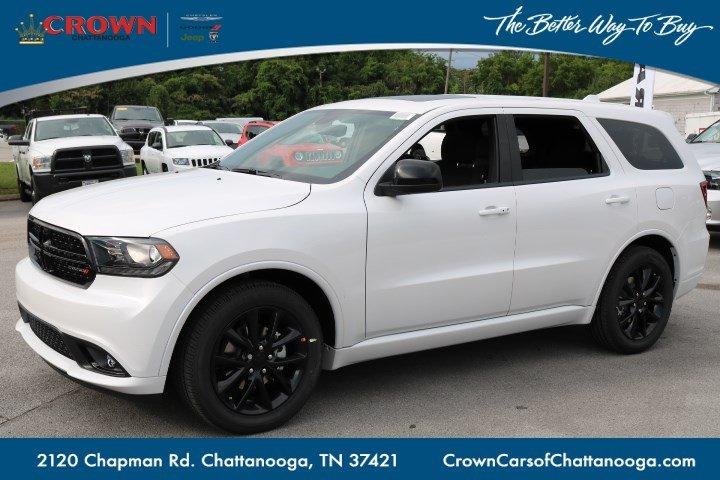 2018 Dodge Durango SXT SXT RWD