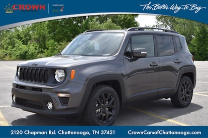 New 2019 Jeep Renegade For Sale at Crown Chrysler Dodge Jeep