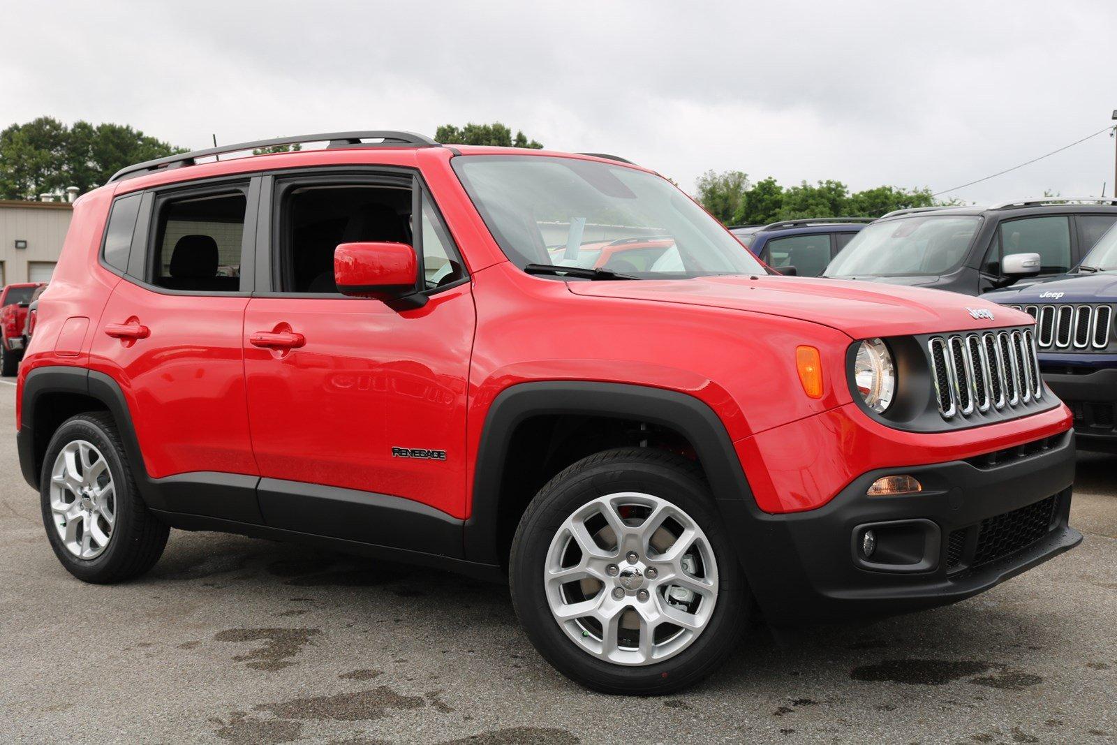 2018 Jeep Renegade Latitude Latitude FWD