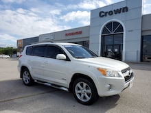 2011 Toyota RAV4 Ltd FWD  4-cyl 4-Spd AT Ltd