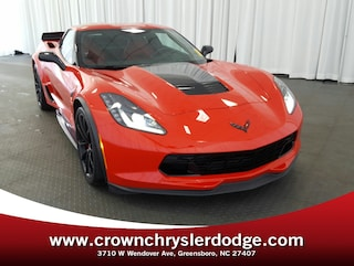 2017 Chevrolet Corvette Grand Sport Coupe