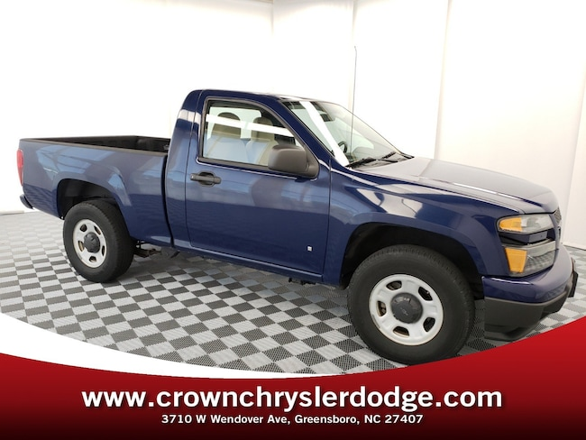 2009 Chevrolet Colorado Truck Regular Cab