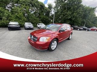 2009 Dodge Caliber SXT Hatchback
