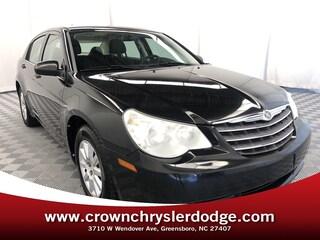 2010 Chrysler Sebring Touring Sedan