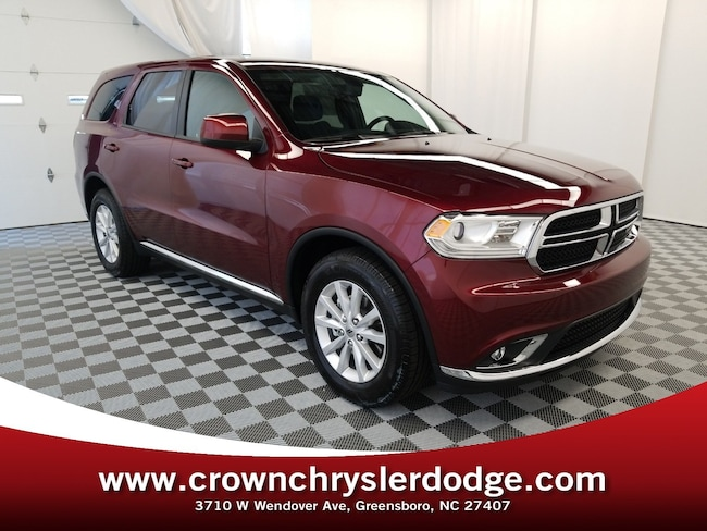 New 2020 Dodge Durango For Sale at Crown Chrysler Dodge Jeep