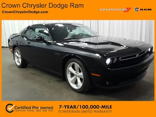 2015 Dodge Challenger R/T Plus Coupe