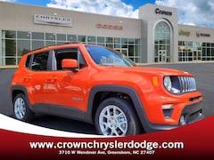 2021 Jeep Renegade LATITUDE FWD Sport Utility
