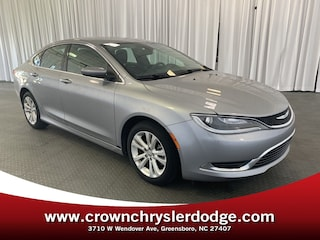 2015 Chrysler 200 Limited Sedan