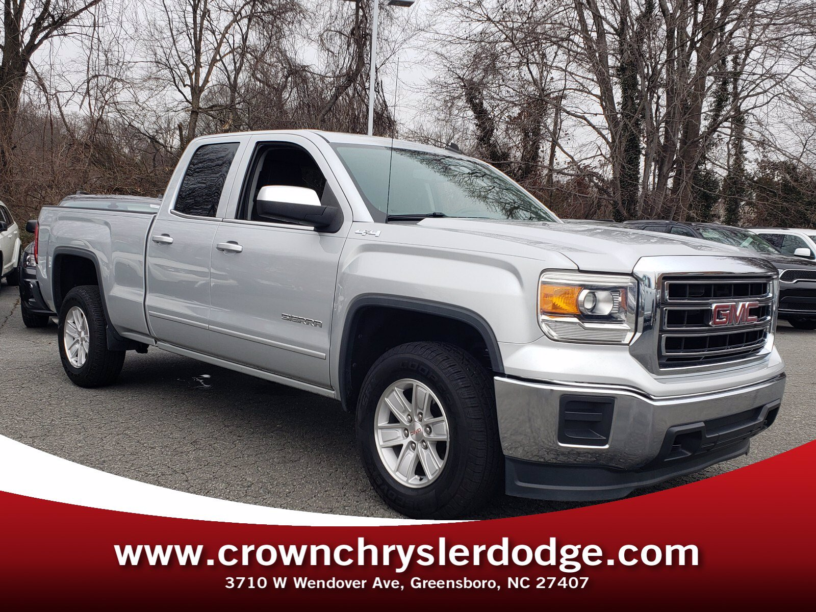 Used 2014 Gmc Sierra 1500 For Sale At Crown Ford Fayetteville Vin 1gtv2ueh1ez150904