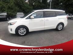 2016 Kia Sedona LX FWD Van