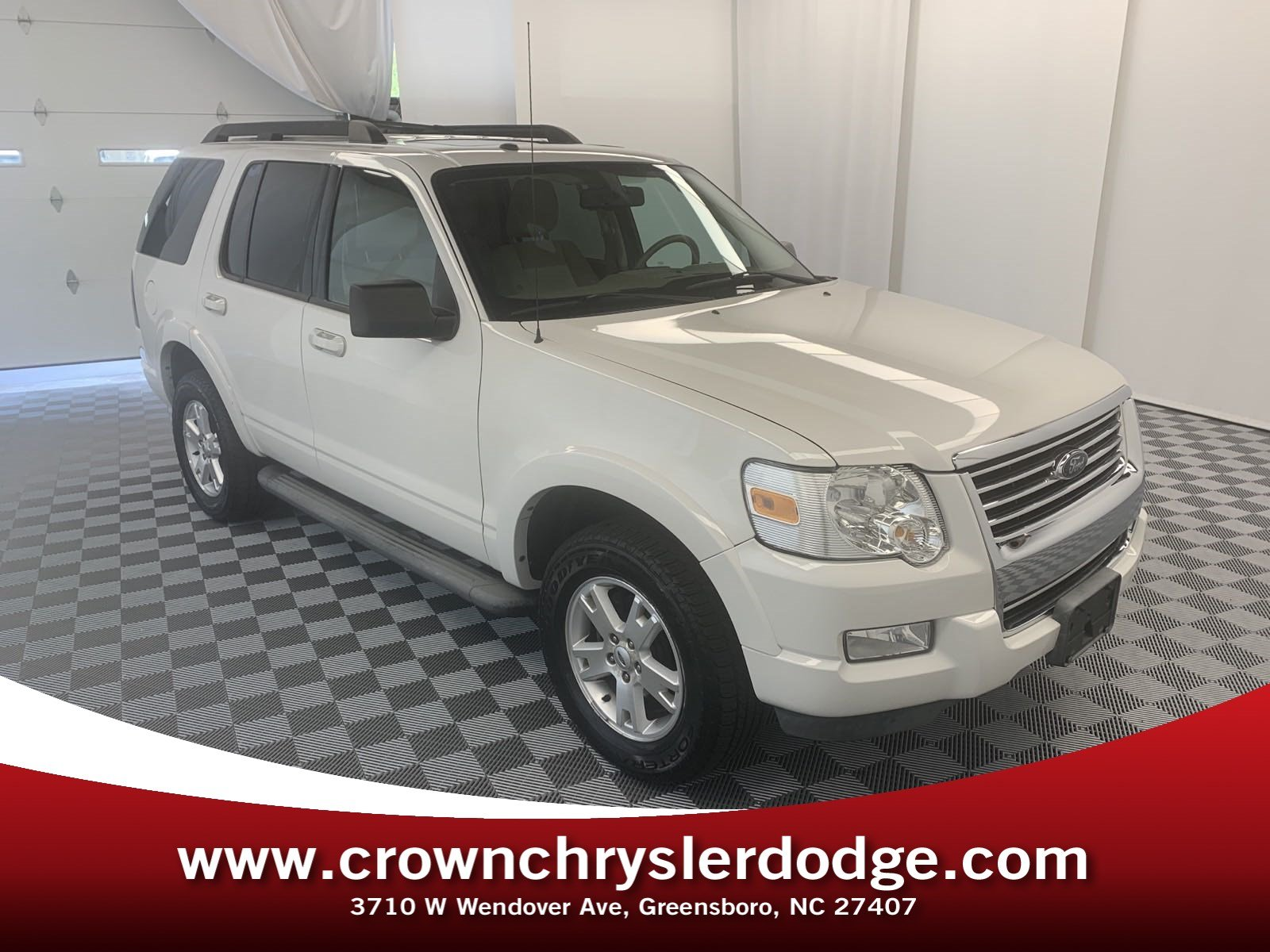 2010 Ford Explorer XLT SUV