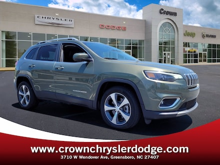2019 Jeep Cherokee Limited FWD SUV