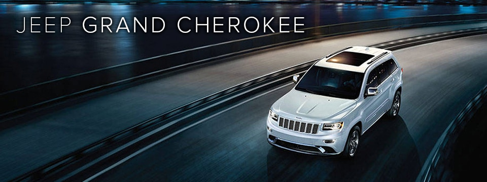 2016 Jeep Grand Cherokee Offers at Crown Chrysler Dodge Jeep Ram