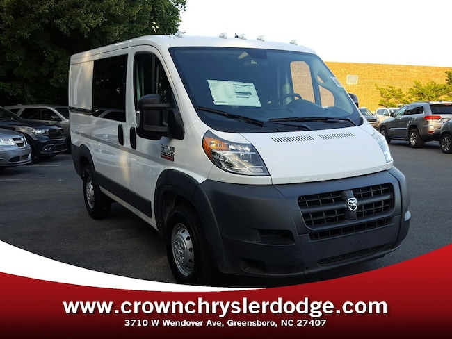 f38c14cb71 Certified Used 2018 Ram ProMaster 1500 Low Roof For Sale in ...