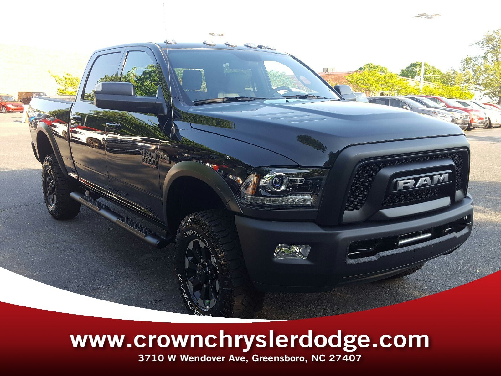 New 2018 Ram 2500 For Sale
