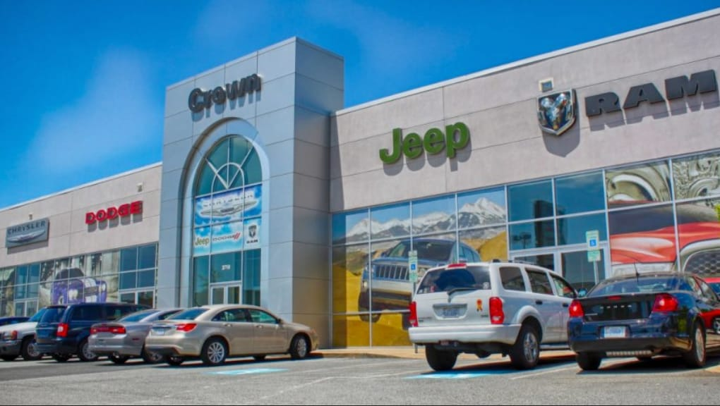 Crown Car Dealership Greensboro
