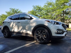 2017 Hyundai Santa Fe Sport 2.0T Ultimate 2.0T Ultimate Auto AWD