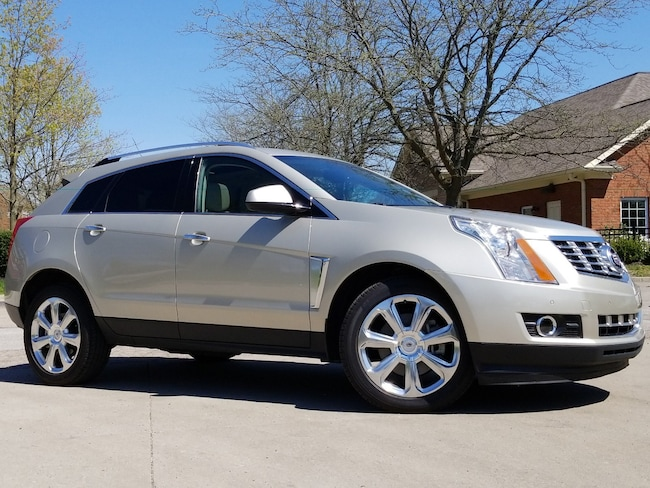 2016 Cadillac SRX Performance Collection FWD  Performance Collection